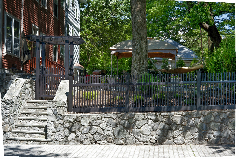 Matte Finish Fence Archives Illusions Vinyl Fence