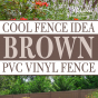 Brown-PVC-VInyl-Privacy-Fencing-Panels2