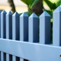 V707-5 Classic Victorian Scalloped Picket Fence