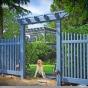 light-blue-pvc-vinyl-picket-pergola-illusions-fence