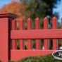 V3700-6 Illusions T&G Vinyl Privacy Fence