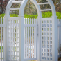 Amazing-White-PVC-Illusions-Vinyl-Fence-Arbor_0001