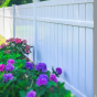 Beautiful-White-PVC-Vinyl-Illusions-Semi-Privacy-Fence