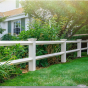 Illusions-Vinyl-2-Rail-Diamond-Post-and-Rail-Fence