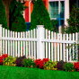 V352-4TR - THE PERFECT GOOD NEIGHBOR FENCE