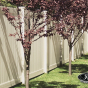 V300-6BG T&G Privacy Fence in Beige (C102)