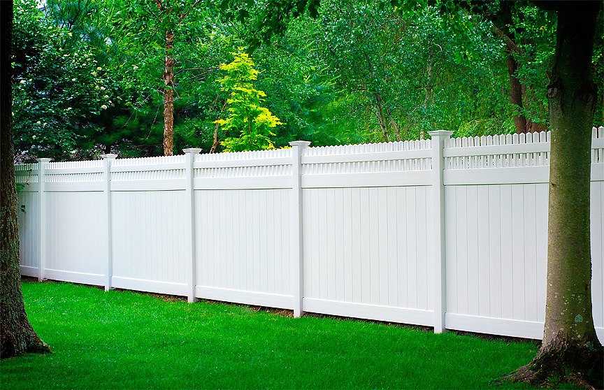 Victorian Pvc Fence Archives Illusions Vinyl Fence