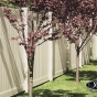 V300-6BG T&G Privacy Fence in Beige (C102)