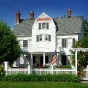 V706-4 4' HIGH CLASSIC VICTORIAN STEPPED PICKET