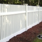 V700 Classic Victorian Picket in White (C101)