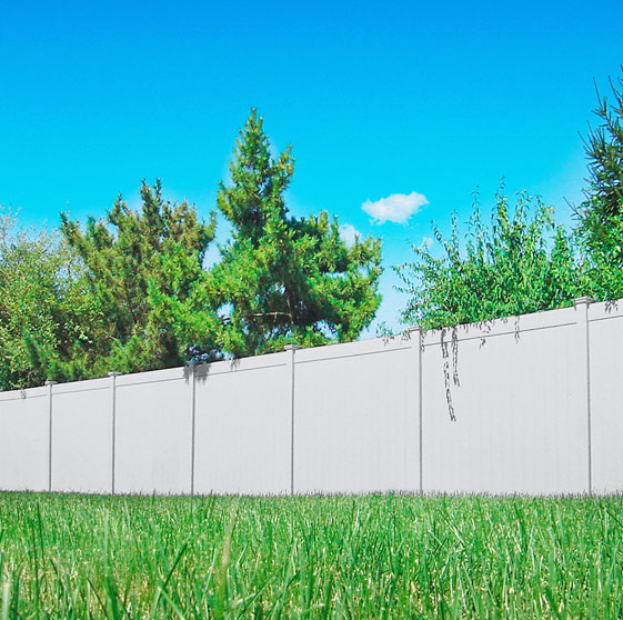 Gray Pvc Fence Archives Illusions Vinyl Fence
