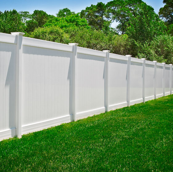 Pvc Privacy Fence Archives Illusions Vinyl Fence