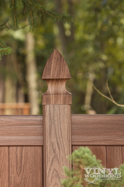 Wood Grain Pvc Archives Illusions Vinyl Fence
