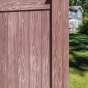 PVC-Vinyl-Privacy-Fencing-in-Illusions-Walnut-Wood-Grain