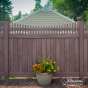 PVC-Vinyl-Walnut-Illusions-Vinyl-Privacy-Fence-Panels