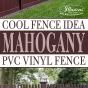 Mahogany-PVC-VInyl-Privacy-Fencing-Panels3