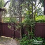 Mahogany PVC Vinyl Fence by Illusions Fence_0007