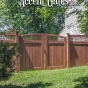 PVC-Vinyl-Woodgrain-Rosewood-Accent-Gates-Illusions