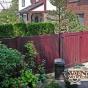mahogany-vinyl-woodbond-pvc-fence