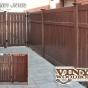 V5006-6 Semi-Privacy Fence