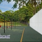 V300-8 T&G Privacy Fence for Parks and Recreation