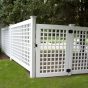 VSQL68-4L101 Grand Illusions vinyl fence