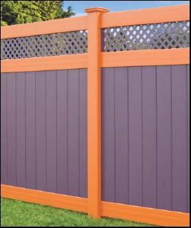 Vinyl Fencing Colors
