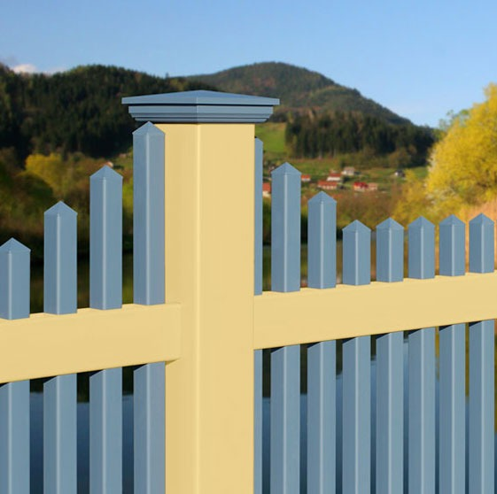 Where Do I Get Color Vinyl Fence Illusions Vinyl Fence