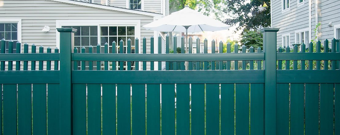 Pvc Vinyl Fence 35 Colors And 5 Woodgrains Illusions