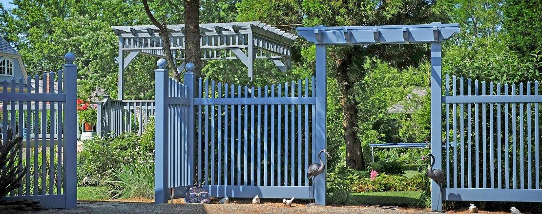 PVC & Vinyl Fence Design