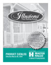 Illusions Vinyl Railing Product Catalog