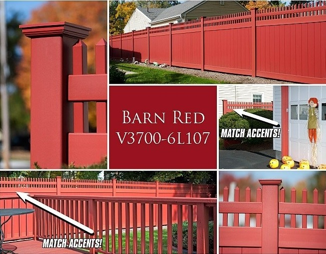 Great New Backyard Fence Idea From Illusions Vinyl Fence