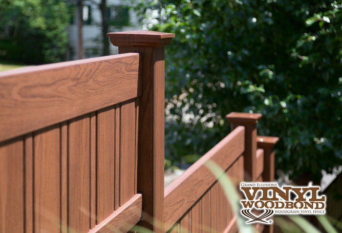Rosewood Grand Illusions Fence