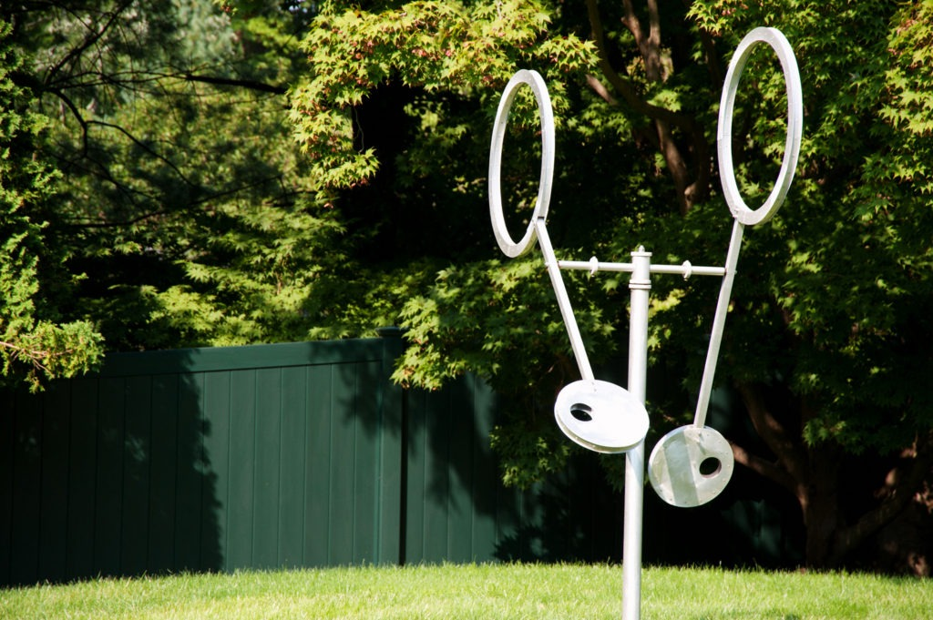hunter green vinyl privacy fence