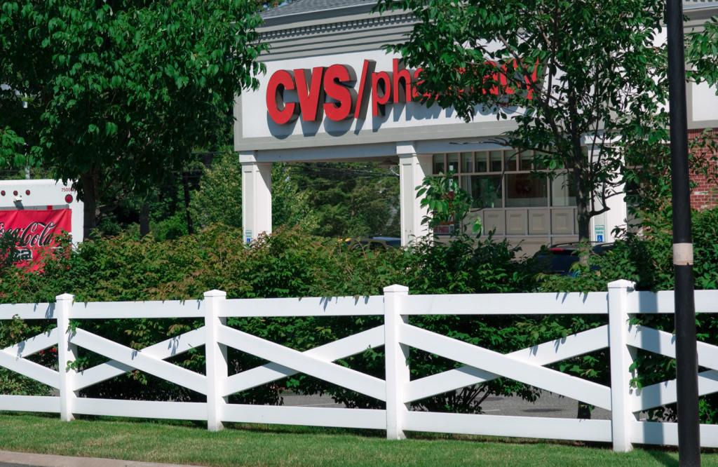 illusion crossbuck post and rail pvc vinyl fence
