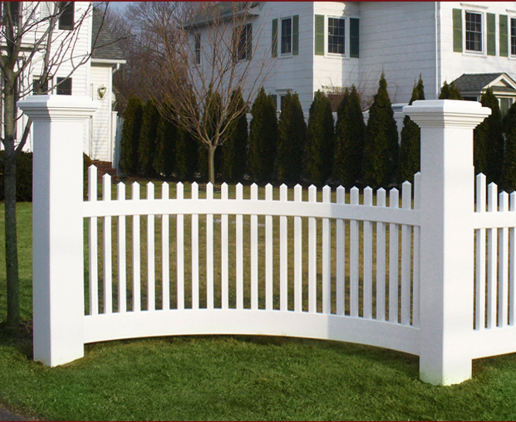 illusions 8x8 post majestic entranceway pvc viny fencing
