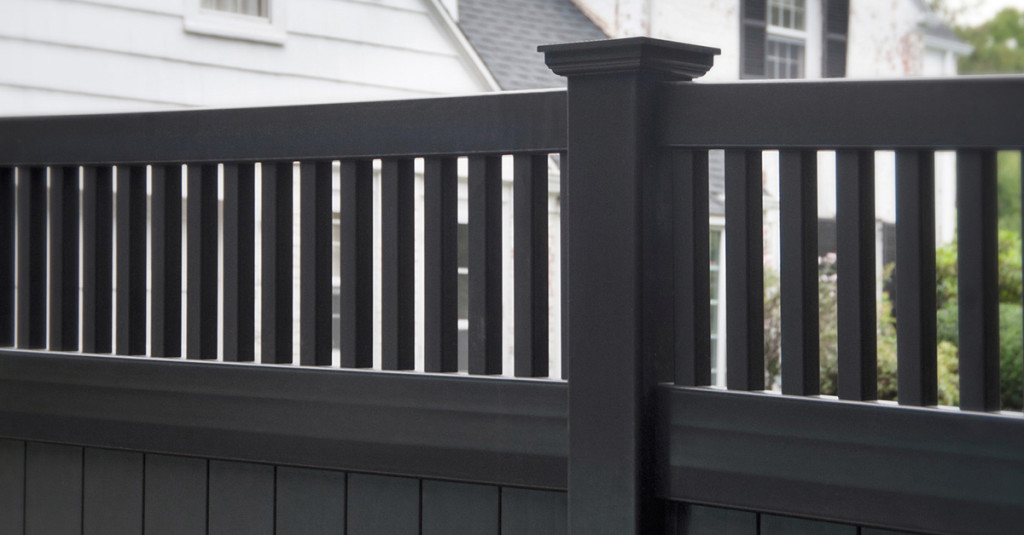 illusions-black-vinyl-pvc-privacy-matte-finish-fencing-panels-5