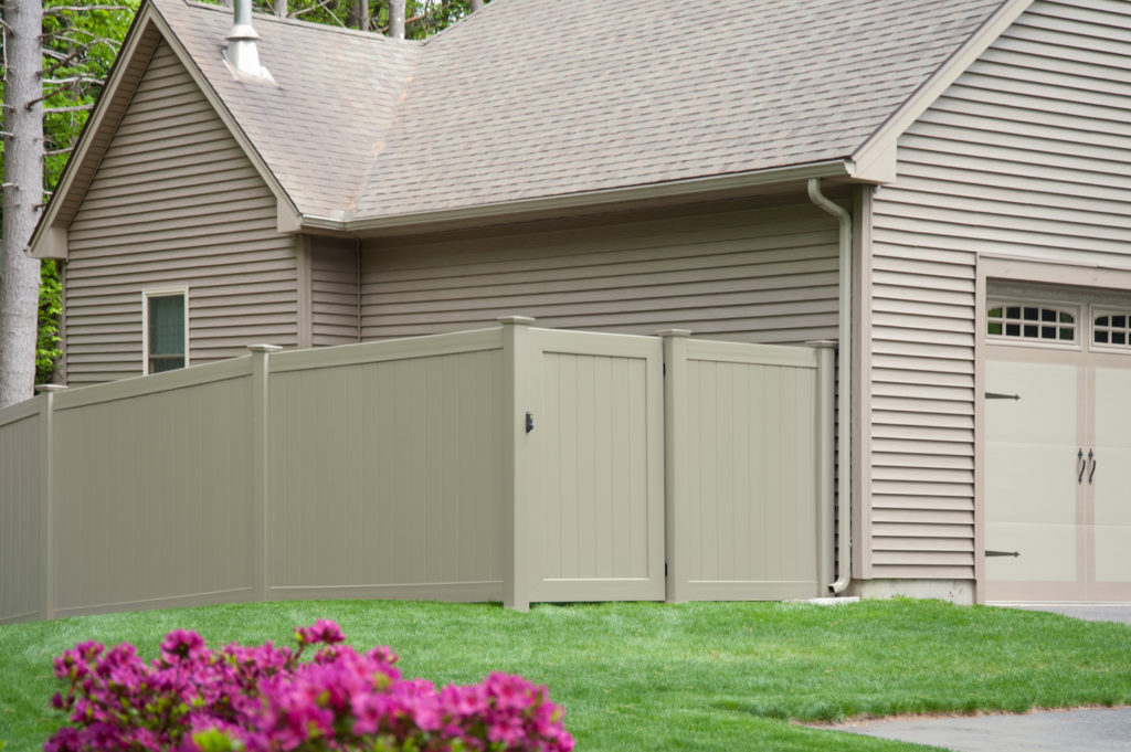 prairie dust pvc vinyl privacy fence illusions 2