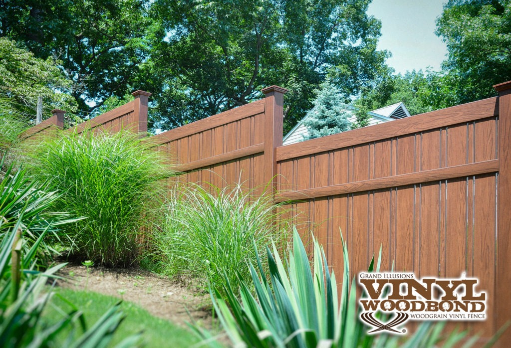 rosewood grand illusions semi privacy fence