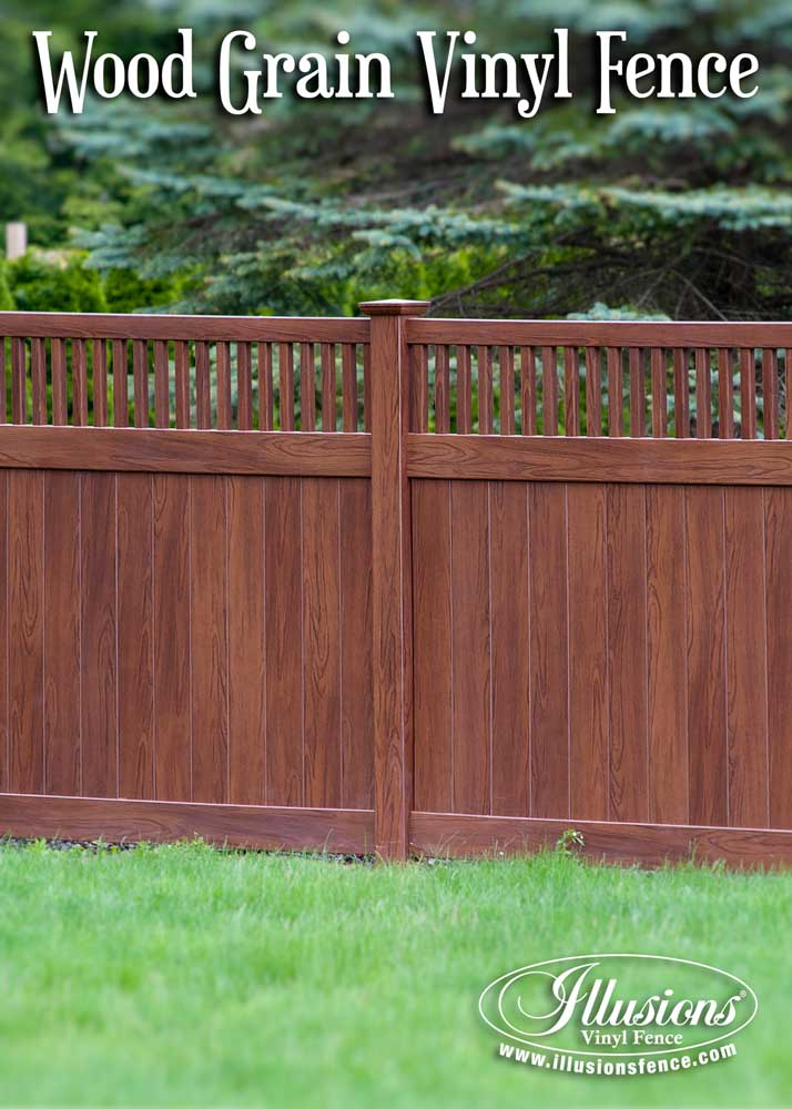 Landscape Architecture Craftsman Style Fencing Panels