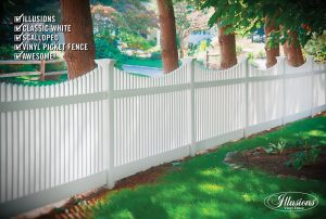 The Best Vinyl Fence Brand To Buy - Illusions Vinyl Fence #fence #fences #vinylfence #vinylfence #bestfence #vinylfencing #fencepanels #fencingpanels #fencecompany #fenceinstaller #fencecontractor #fencemanufacturer#bestvinylfence