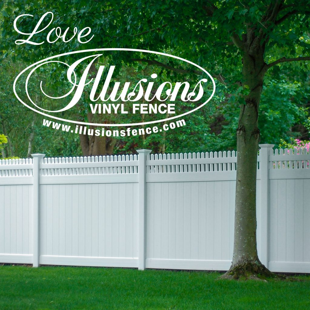 Got to love this beautiful V3700-6 tongue and groove vinyl privacy fence with Classic Victorian straight picket top in Classic White. #fence #fences #fencing #vinylfence #vinylfencing #fencepanels #fenceideas #homeideas #homedecor #backyardideas #privacyfence #privacyfences #poolfence #poolfences #longisland #longislandny #newyork #connecticut #rhodeisland #massachusetts #connecticut #pennsylvania #newjersey #fencecompany #bestfence #fencecontractor #fenceinstaller #yardfence